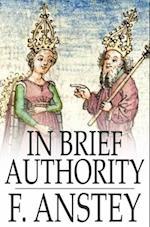 In Brief Authority af F. Anstey