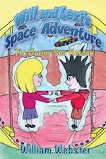 Will and Lexi's Space Adventure af William Webster