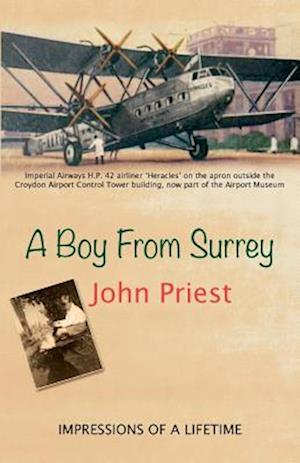 A Boy from Surrey af John Priest