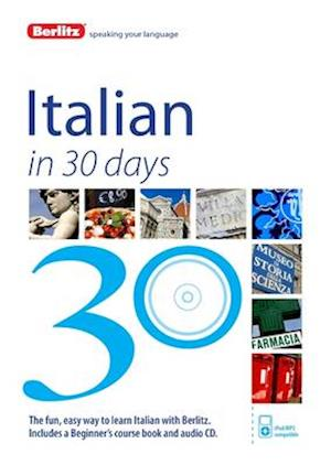 Berlitz Language: Italian in 30 Days af Berlitz