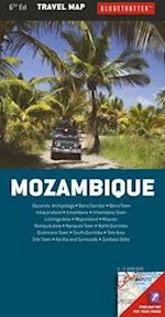 Mozambique Travel Map, 6th (Globetrotter Travel Map)