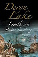 Death at the Boston Tea Party (A John Rawlings mystery)