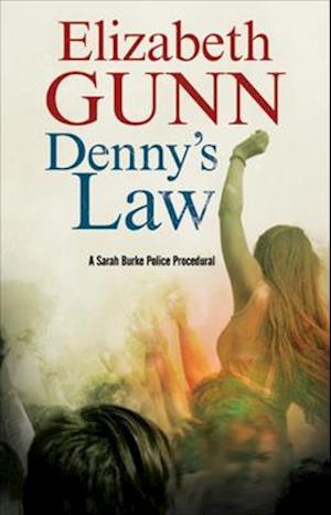 Denny's Law af Elizabeth Gunn