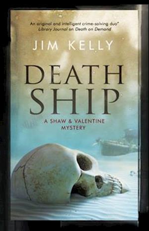 Death Ship af Jim Kelly