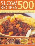 500 Slow Recipes af Jenni Fleetwood, Catherine Atkinson