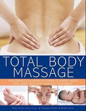 Total Body Massage af Sharon Seager, Renee Tanner, Nitya Lacroix