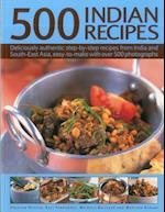 500 Indian Recipes af Mridula Baljekar, Rafi Fernandez, Shehzad Husain
