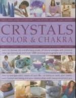 Crystals, Color & Chakra af Stella Martin, Josephine De Winter, Simon Lilly