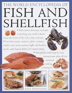 The World Encyclopedia of Fish and Shellfish af Kate Whiteman