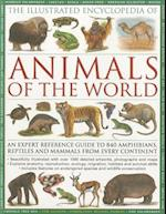 The Illustrated Encyclopedia of Animals of the World af Tom Jackson, Michael Chinery