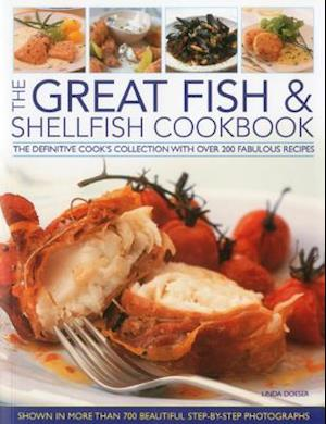 The Great Fish & Shellfish Cookbook af Linda Doesser, Linda Doeser