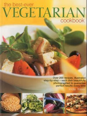 The Best-ever Vegetarian Cookbook af Linda Fraser