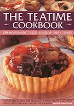 The Teatime Cookbook af Valerie Ferguson