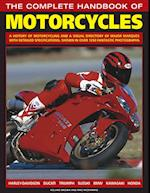 The Complete Handbook of Motorcycles af Roland Brown