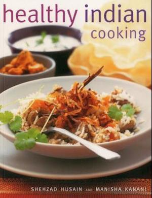 Healthy Indian Cooking af Shehzad Husain