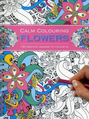 Calm Colouring: Flowers af Southwater