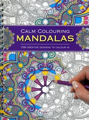 Calm Colouring: Mandalas af Southwater