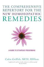 The Comprehensive Repertory of New Homoeopathic Remedies af Colin Griffith