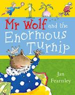 Mr Wolf and the Enormous Turnip af Jan Fearnley