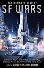 The Mammoth Book of SF Wars af Ian Watson, Ian Whates