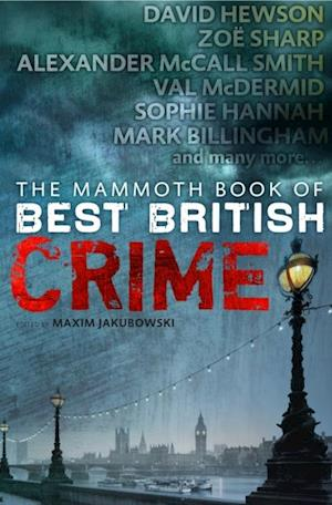 Mammoth Book of Best British Crime 9 af Maxim Jakubowski