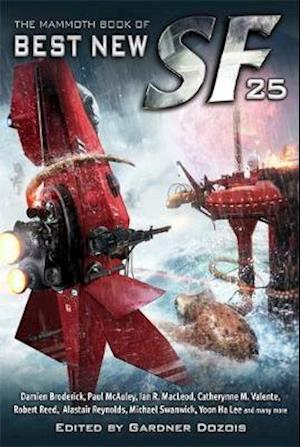 The Mammoth Book of Best New Sf 25 af Gardner Dozois