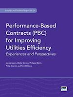 Performance-based Contracts for Improving Utilities Efficiency