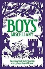 Boys' Miscellany af Martin Oliver