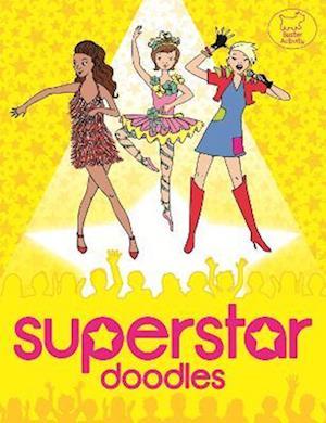 Superstar Doodles af Nellie Ryan