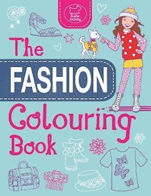The Fashion Colouring Book af Jo Taylor