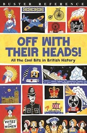 Bog, paperback Off with Their Heads! af Martin Oliver