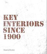 Key Interiors Since 1900 af Graeme Brooker
