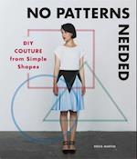 No Patterns Needed: DIY Couture from Simple Shapes