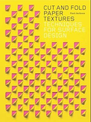 Bog, paperback Cut and Fold Paper Textures af Paul Jackson