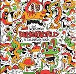 Jon Burgerman's Burgerworld: A Colouring Book