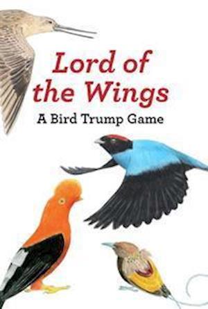 Bog, ukendt format Lord of the Wings af Christine Berrie