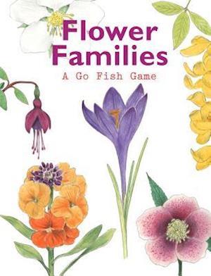 Bog, ukendt format Flower Families af Christine Berrie