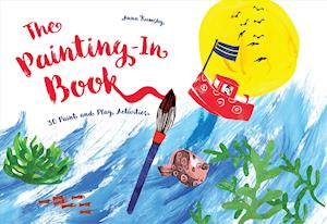 Bog, paperback The Painting-in Book af Anna Rumsby