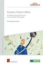 European Product Liability (PRINCIPLES OF EUROPEAN TORT LAW)
