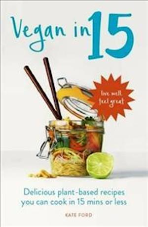 Bog, paperback Vegan in 15 af Kate Ford