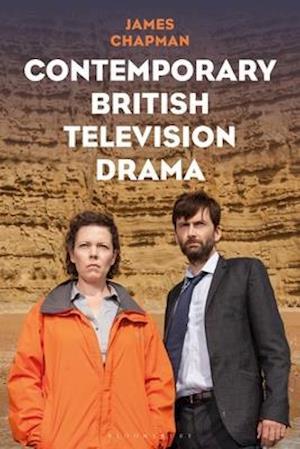 Bog, hardback Contemporary British Television Drama af James Chapman