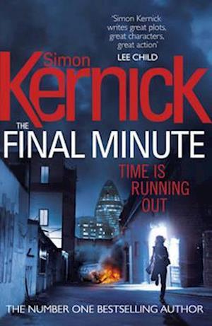 The Final Minute af Simon Kernick