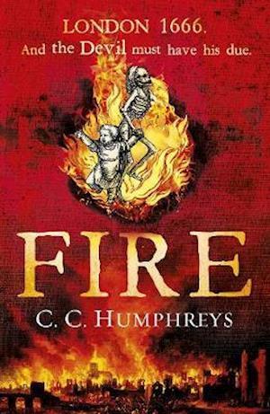 Fire af C. C. Humphreys