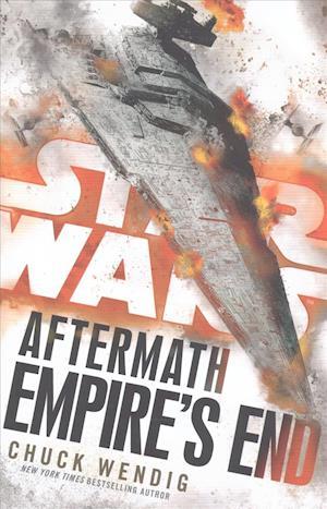 Bog, hardback Star Wars: Aftermath: Empire's End af Chuck Wendig