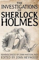 The Investigations of Sherlock Holmes af John Heywood