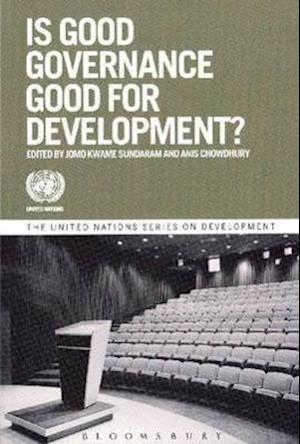 Is Good Governance Good for Development? af Jomo Kwame Sundaram