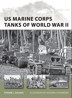 US Marine Corps Tanks of World War II af Steven Zaloga