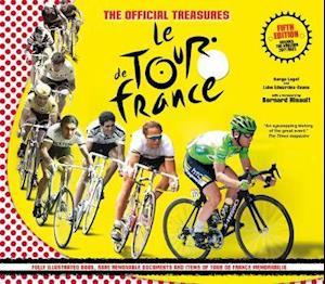 The Official Treasures of le Tour de France af Serge Laget