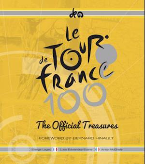 The Official Treasures of the Tour De France af Serge Laget