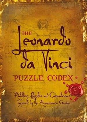 The Leonardo Da Vinci Puzzle Codex af Richard Wolfrik Galland
